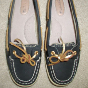 NEW $79.95 Sperry Top-Sider Angelfish boat shoes